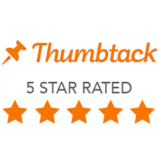 Thumbtack 5 star rated maid service