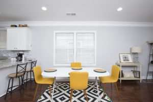 Cleaning company Atlanta will make your dining room shine
