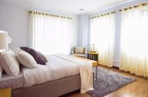 Let maid services in Atlanta clean your bedroom