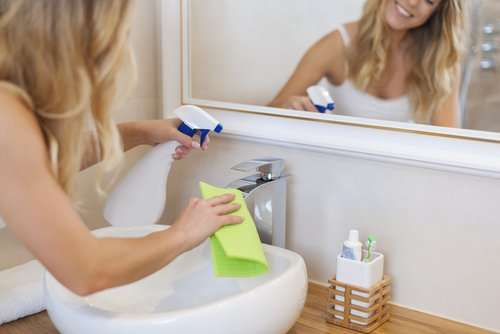 How often should you clean your bathroom