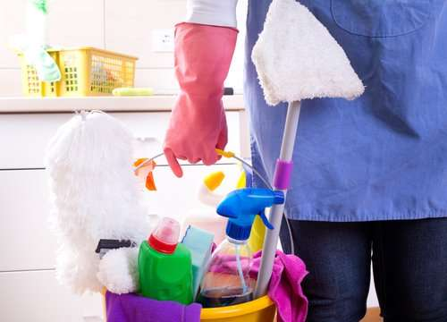 How often should I do household chores