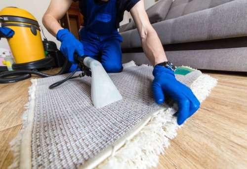Can you shampoo an area rug