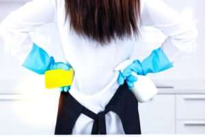 What cleaning products should I use to protect against the coronavirus disease