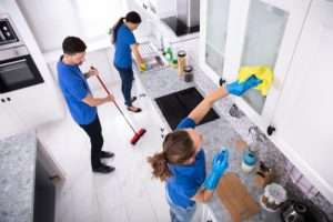 What are the 4 biggest benefits of a healthy home environment