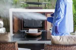 Where can I book a first-rate Atlanta disinfectant fogging treatment