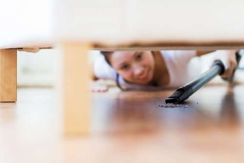 How do I eliminate dust in my home
