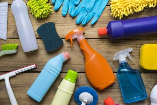 How do you keep a small house clean and organized
