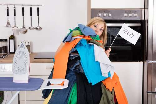 What problems can be experienced during cleaning