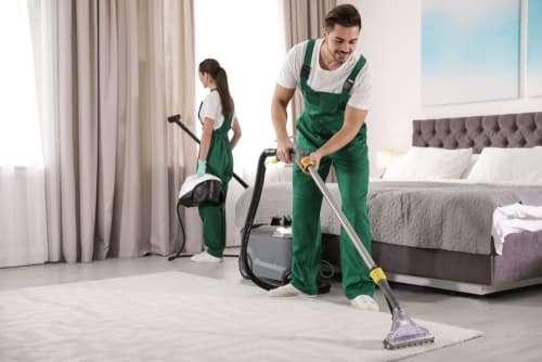 How often should you deep clean your bedroom
